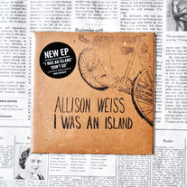 I Was An Island EP (INSTANT DOWNLOAD INCLUDED)