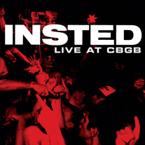 "Insted ""Live at CBGB"" CD"