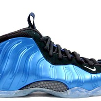 NIKE ROYAL FOAMPOSITE 314996 500