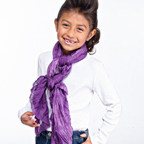 Grape Scarf`