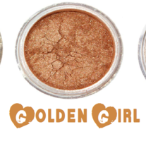 Golden Girl Eyeshadow 3-Stack