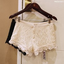 Romantic Lace Shorts