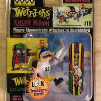 Skateboarder Figure - Killer Mcbash