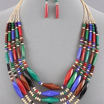 Fashion Bib Necklace