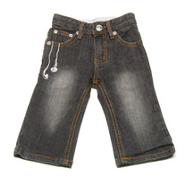 Mini Shatsu Raefer Black Denim Jeans