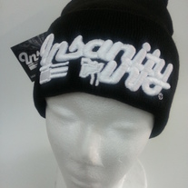 "Insanity Ink Winter Beanie ""Oooh Gee"""
