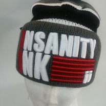 "Insanity Ink Winter Beanie ""Rioter Beanie"""