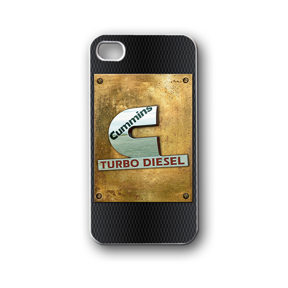 cummins turbo diesel logo iphone 44s55s5c case