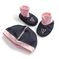 Baby Guess 4-Piece Set- Girl