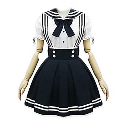 Cute sailor uniform