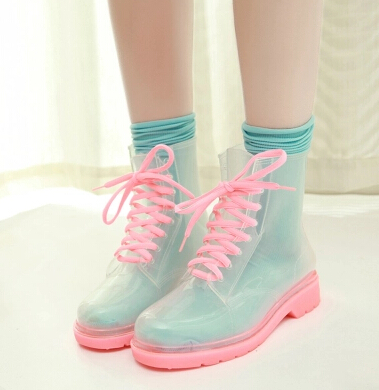 Fashion kawaii candy color rain boots · Fashion Kawaii [Japan ...