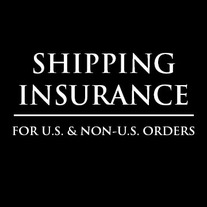 SHIPPING INSURANCE - FOR U.S. & NON-U.S. ORDERS
