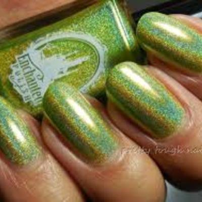 Bnib enchanted polish march 2014
