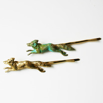 Fox Bobby Pin - Set of 2
