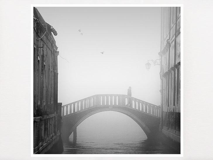 The Crossing, Romantic Bridge, Romantic Venice, Italian Decor ...