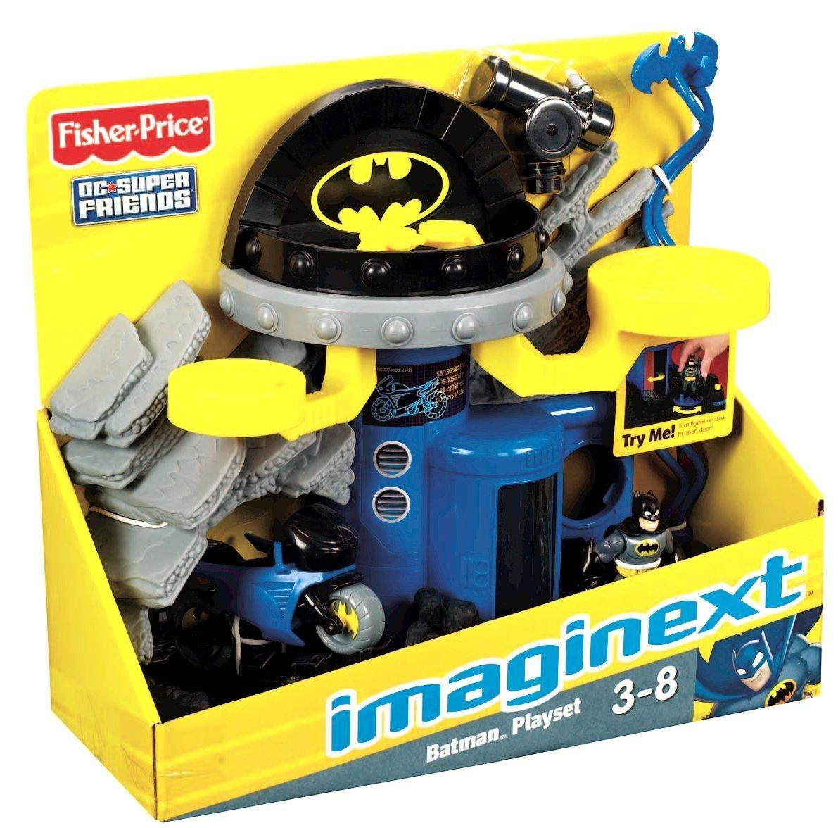Batman Toys For Kids : Imaginext batman cave bing images