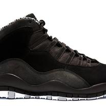 JORDAN 10 X STEALTH BLACK 310805-003