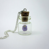 Oh My Glob LSP Bottle Necklace medium photo