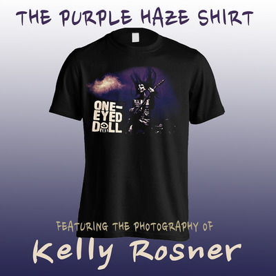 Purple haze shirt