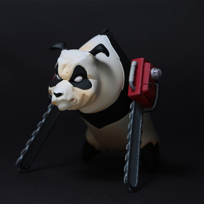 Kevin gosselin x pause - chainsaw panda