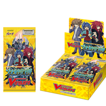 Cardfight Vanguard Booster Box Awakening of Twin Blades BT05