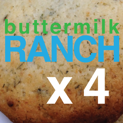 Buttermilk ranch 4-pack - local delivery