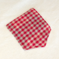 Red Checkered Pocket Punt T-Shirt