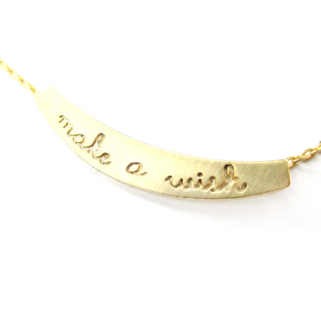 custom gold personalized name dainty made solid tiny minimal or small necklace jewelry htm extra