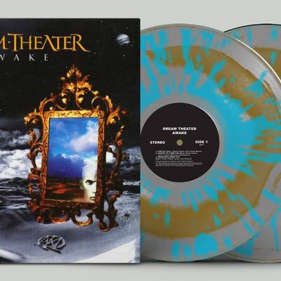 Dream theater- 2xlp awake (webstore exclusive variant)