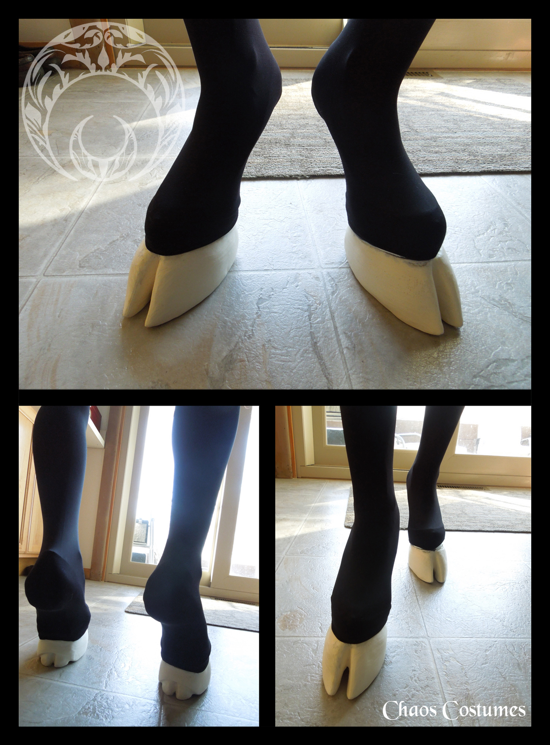 Unisex Simple Hooves and Leggings · Chaos Costumes ...