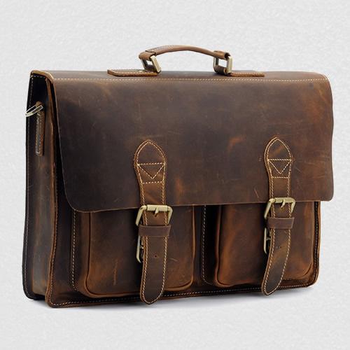 Men's Handmade Vintage Leather - 63.3KB