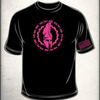 MLCCW Spartan Shirt (Women's Black)