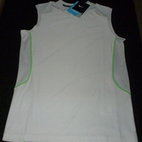 Nike Dry Fit Sleeveless Shirt-NEW Size Medium