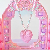Polly Pocket Locket Necklace
