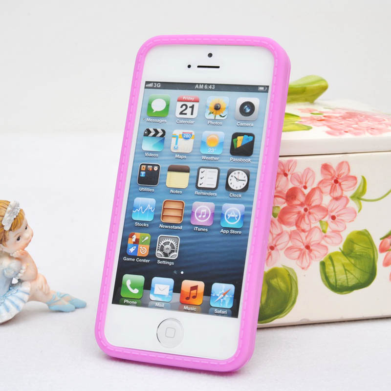 NewYorkscene | cute Crown Soft Silicone Case For Iphone 4 ...