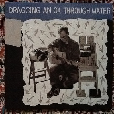 "Dragging an ox through water ""panic sentry"" lp (eggy/mississippi)"