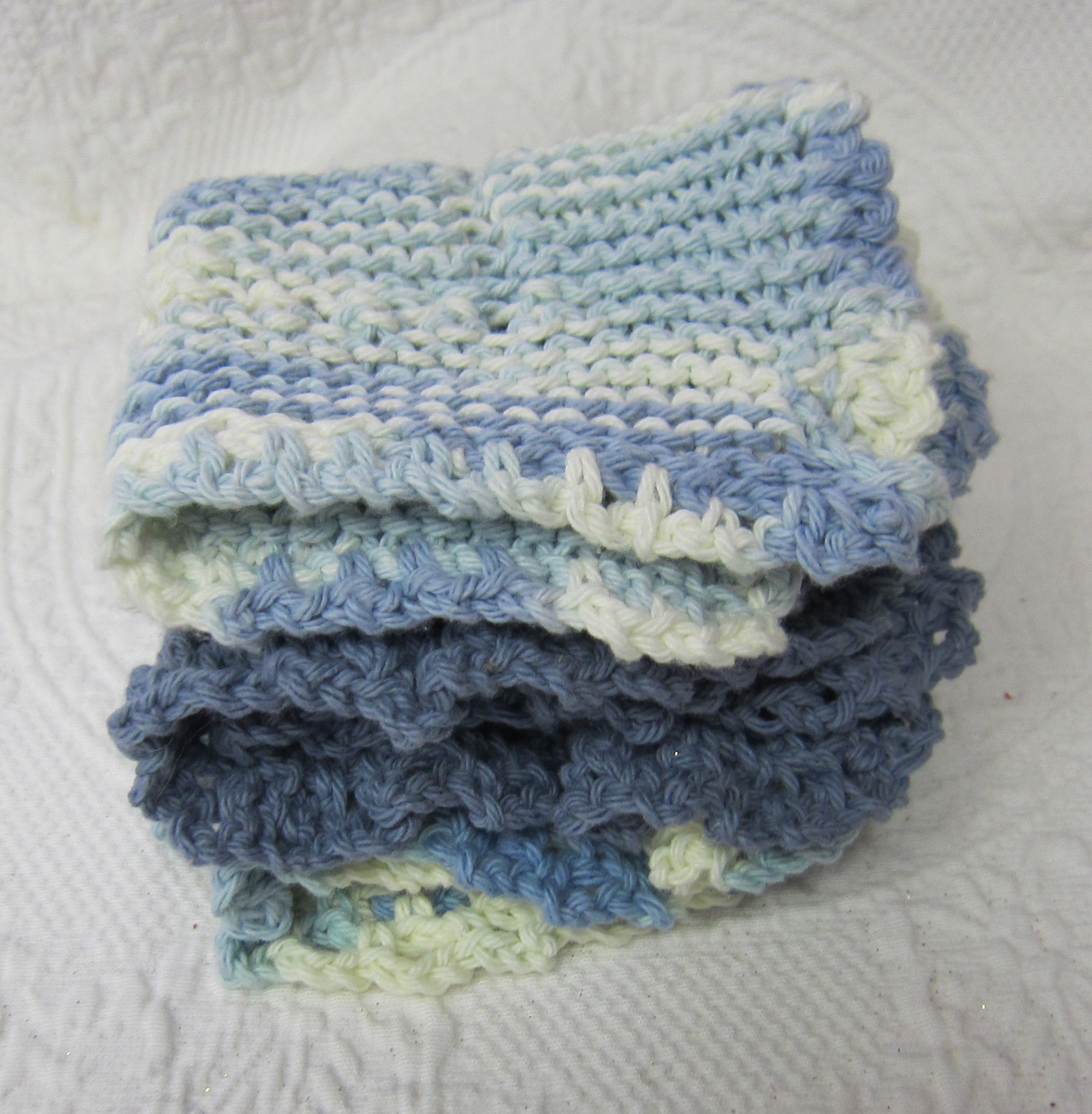 how to clean dish rags