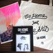 Print, Tote and Issue #2