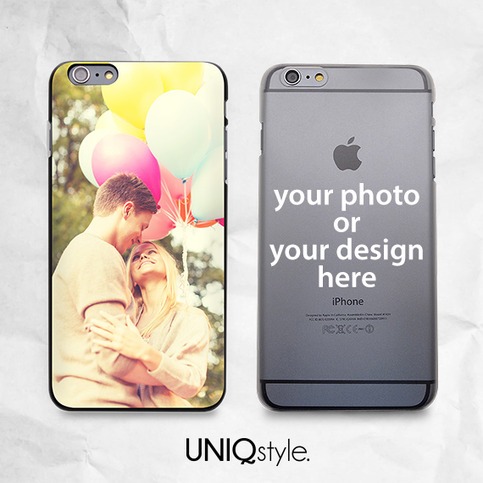 Custom photo personalized phone case for iPhone 7/6/6s ...