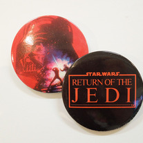 Vintage Star Wars Button Pack - Return of the Jedi