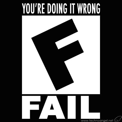Shirt Fail
