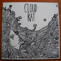 CLOUD RAT 's/t' lp