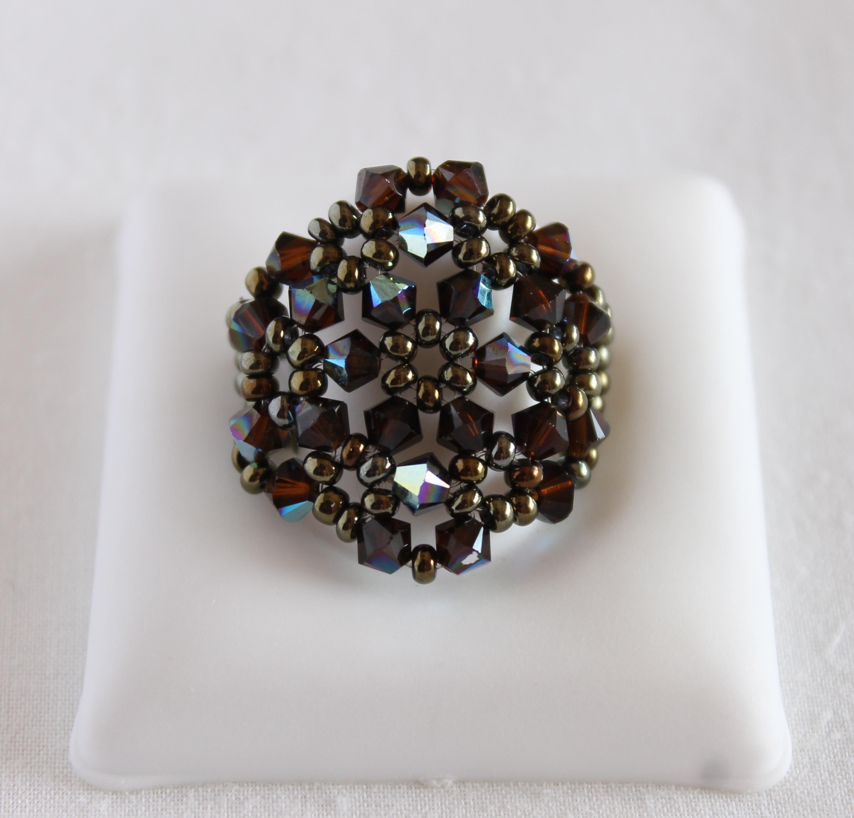 Swarovski ring moka ref a0201 alba 39 s jewelry online for Swarovski jewelry online store