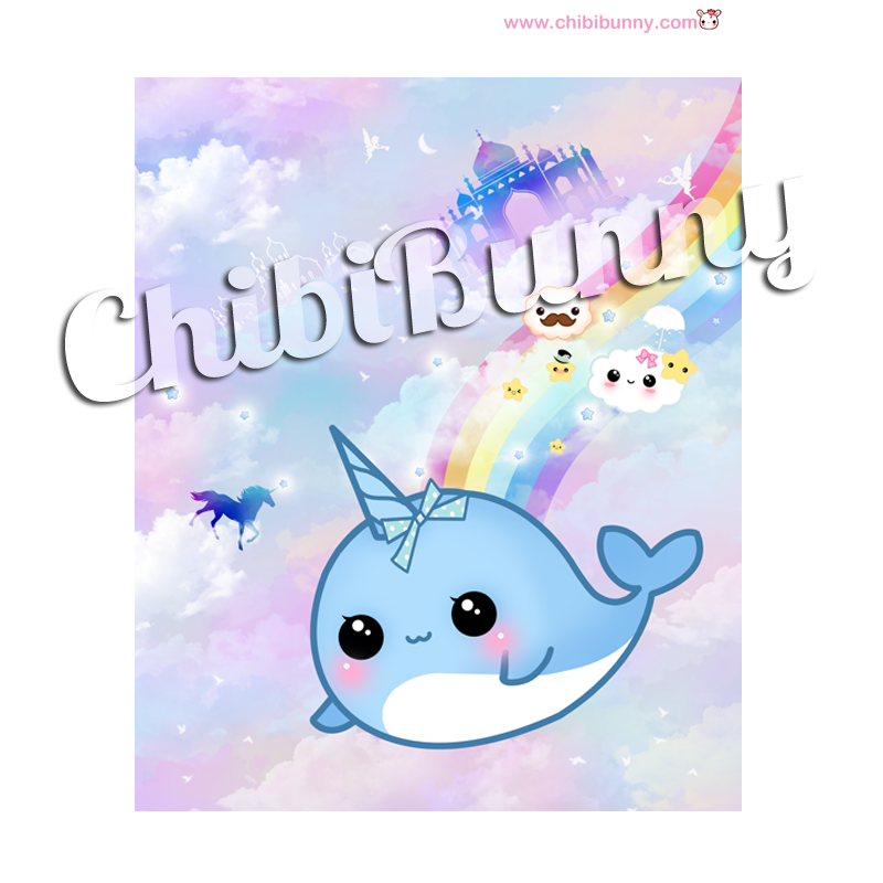 Cute Narwhal Www Pixshark Com Images Galleries With A