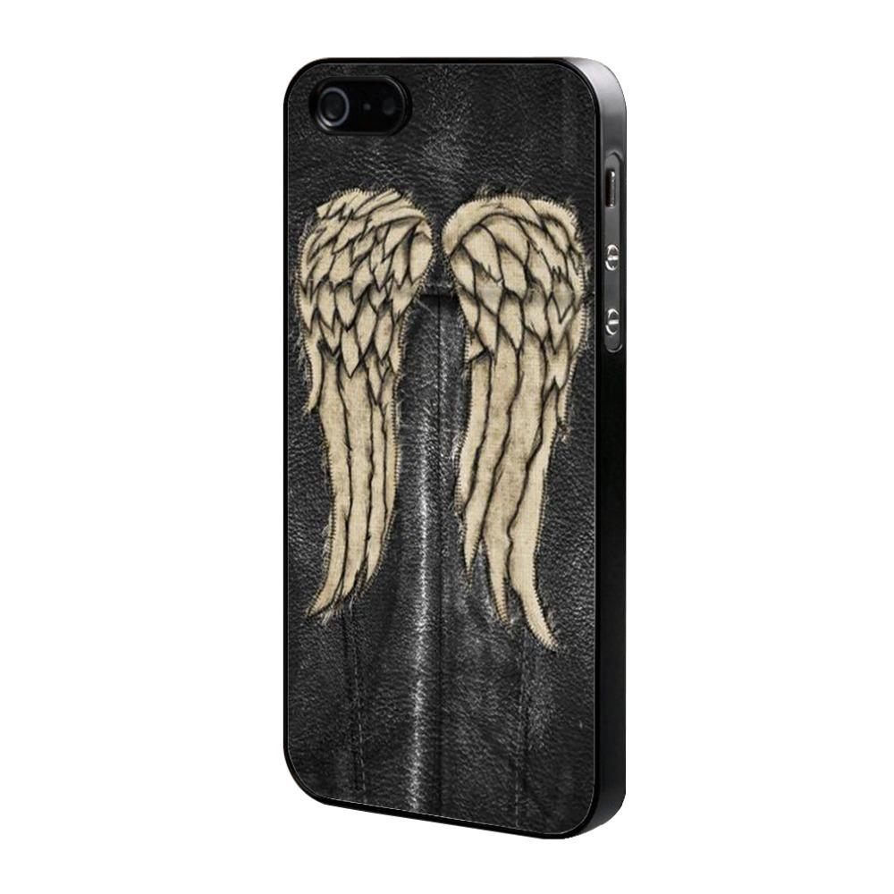 Yark Fashion The Walking Dead Daryl Dixon Hard Case Durable Mobile