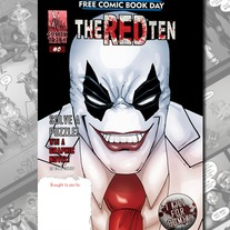 The Red Ten #0 - FCBD Special