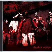 "diM. ""Death in Motion"" CD"