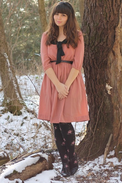 Vintage Rose Dress.
