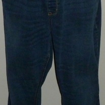 Denim Jeans-Old Navy Maternity Skinny Full Panel Size 18 Regular  03251
