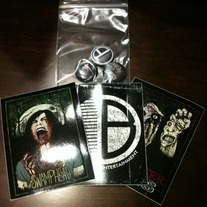 Briarwood Button/Sticker Pack